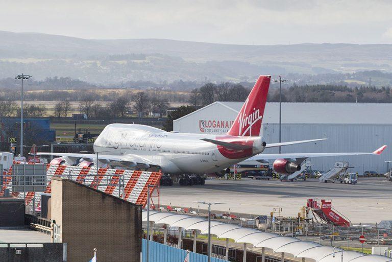Επίκληση του αμερικανικού Πτωχευτικού Κώδικα έκανε η Virgin Atlantic Airways