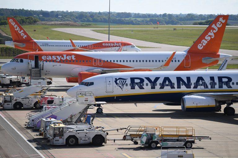 Επιστρέφει το 40% των πτήσεών της η Ryanair τον Ιούλιο- Οι όροι ασφαλείας