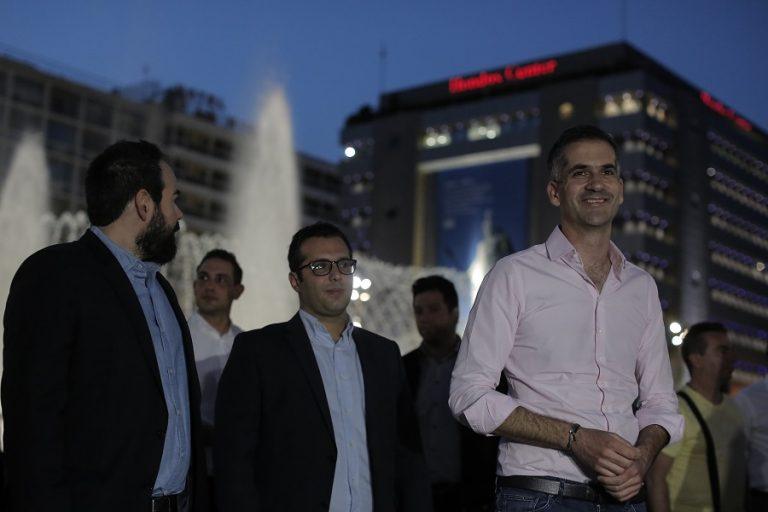 Μπακογιάννης: Το πράσινο της Αθήνας έπαψε να είναι πολυτέλεια- «Η πόλη αλλάζει»