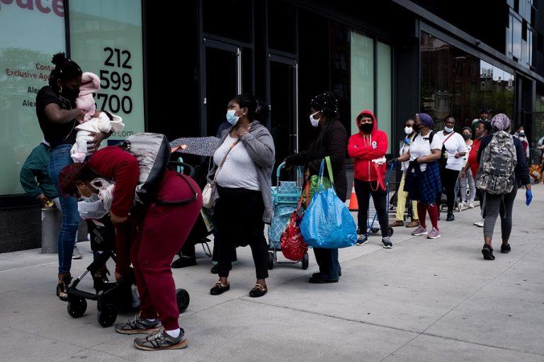 Μόλις 1,48 εκατομμύρια άνθρωποι έκαναν αίτηση για επίδομα ανεργίας στις ΗΠΑ την προηγούμενη εβδομάδα