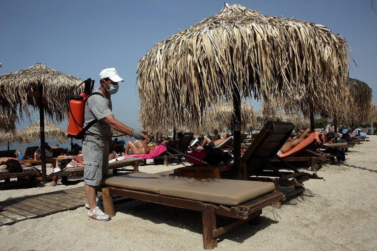 Επαναλειτουργούν οι οργανωμένες παραλίες – Τα βήματα για την επανεκκίνηση των δραστηριοτήτων