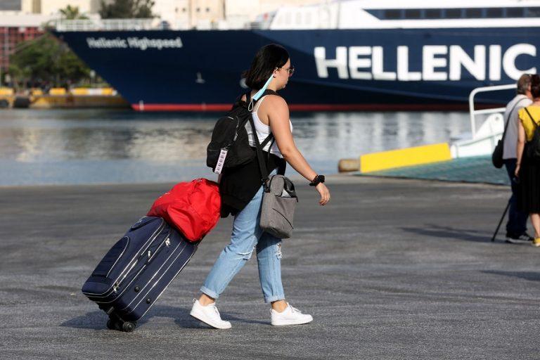 Πόσοι Έλληνες έκαναν τουλάχιστον ένα ταξίδι το 2019
