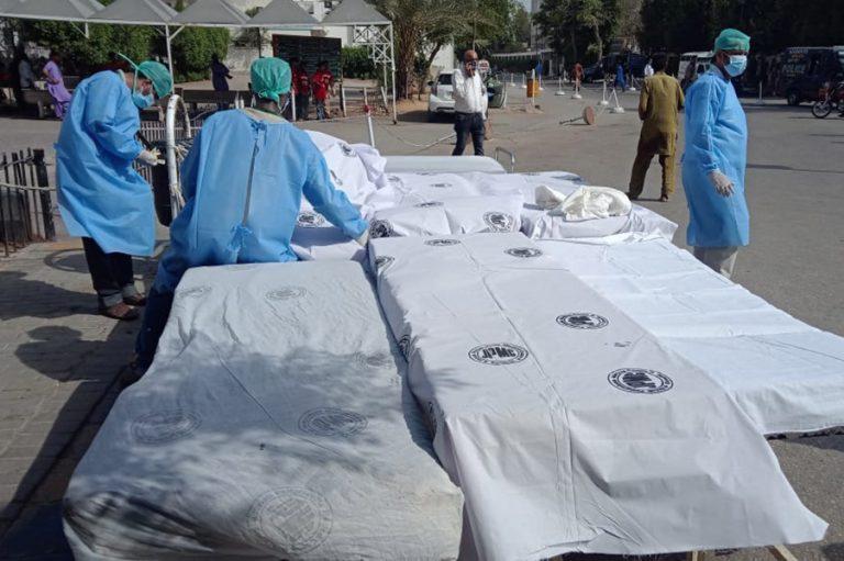 «Καταστροφική» είναι η κατάσταση στη Νότια Ασία με τον κορωνοϊό