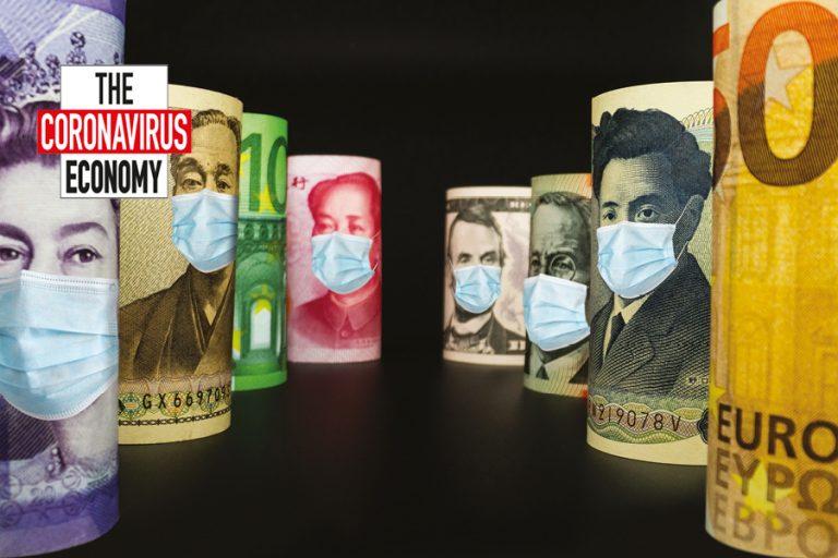 Κορωνοϊός: Αγώνας δρόμου για το «αντίδοτο» στην οικονομική «καταιγίδα»