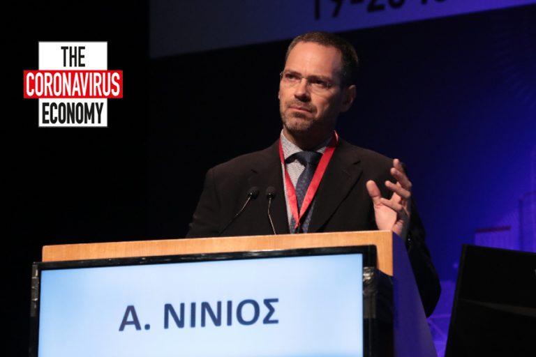 Αριστοτέλης Νινιός (Euroxx) στο Fortune: Δεν υπάρχουν μαγικές λύσεις – Κρίσιμη η ταχύτητα, καθώς και η συνέπεια στην προσπάθεια επανόδου