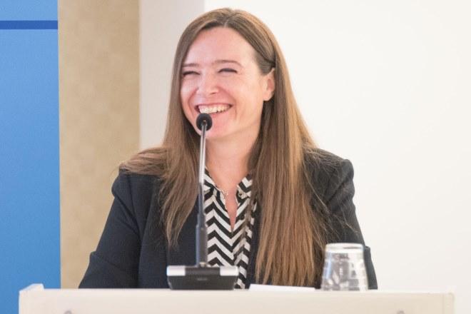 Κατερίνα Σαριδάκη: «Οι startups χρειάζονται άμεσα στήριξη, διαφορετικά θα οδηγηθούμε σε ένα νέο brain drain»
