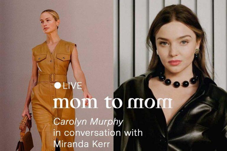 Ο οίκος μόδας Salvatore Ferragamo τιμά τη γιορτή της μητέρας με σειρά live συζητήσεων στο Instagram
