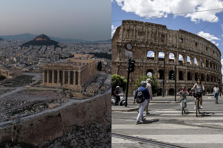 Corriere della Sera: Η κρίση του κορωνοϊού έκανε πιο στενές τις ελληνοϊταλικές σχέσεις