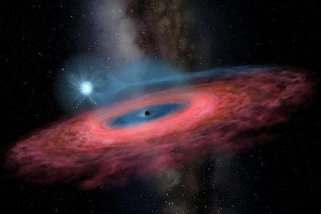 Ανακαλύφθηκε η κοντινότερη στη Γη μαύρη τρύπα- Σε απόσταση 1.000 ετών φωτός
