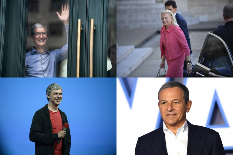 Ιδού τι σπούδασαν οι μεγαλύτεροι CEOs του κόσμου