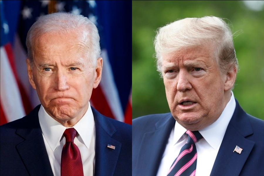 Όλα τα βλέμματα στραμμένα στο πρώτο debate Τραμπ- Μπάιντεν ενόψει των εκλογών | Fortunegreece.com