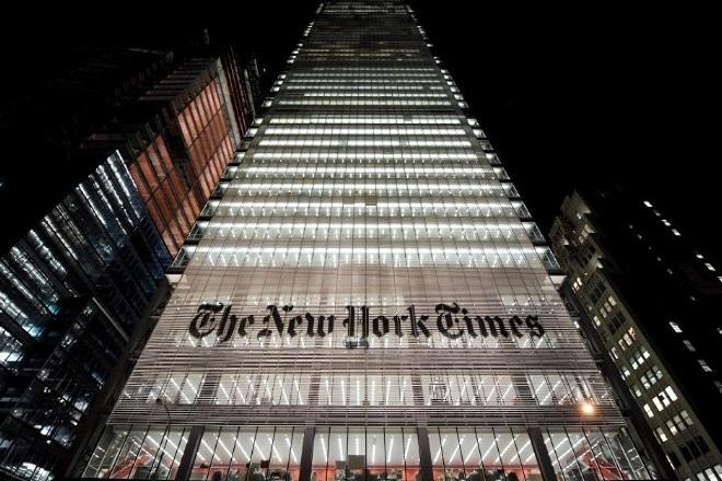 Με τρία βραβεία Πούλιτζερ τιμήθηκαν φέτος οι New Yοrk Times