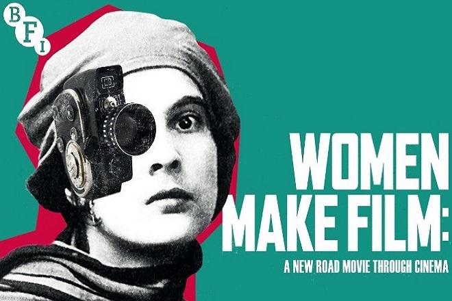 Ένα ντοκιμαντέρ αφιερωμένο στις γυναίκες πίσω από την κινηματογραφική κάμερα