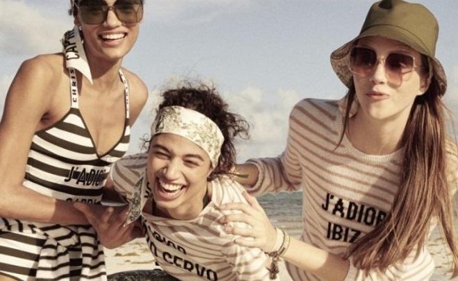 Η νέα συλλογή του Dior έχει άρωμα καλοκαιριού