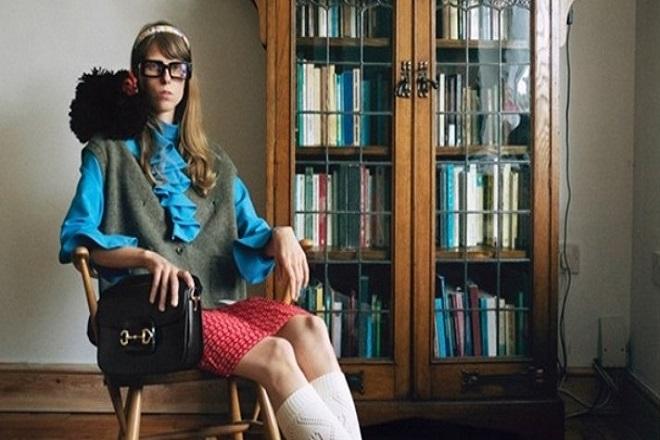 Αλέσαντρο Μισέλ για την καμπάνια της κολεξιόν A/W 2020 του Gucci: «Δουλεύω σαν σκηνοθέτης»