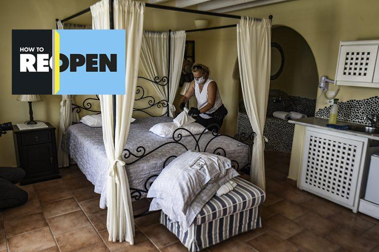 Τι περιμένουν οι Έλληνες ξενοδόχοι μετά το άνοιγμα των συνόρων