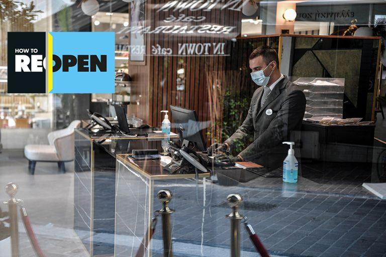 Ξενοδοχεία: «Κλειστά» (τα περισσότερα) παρά τη μερική άρση του lockdown