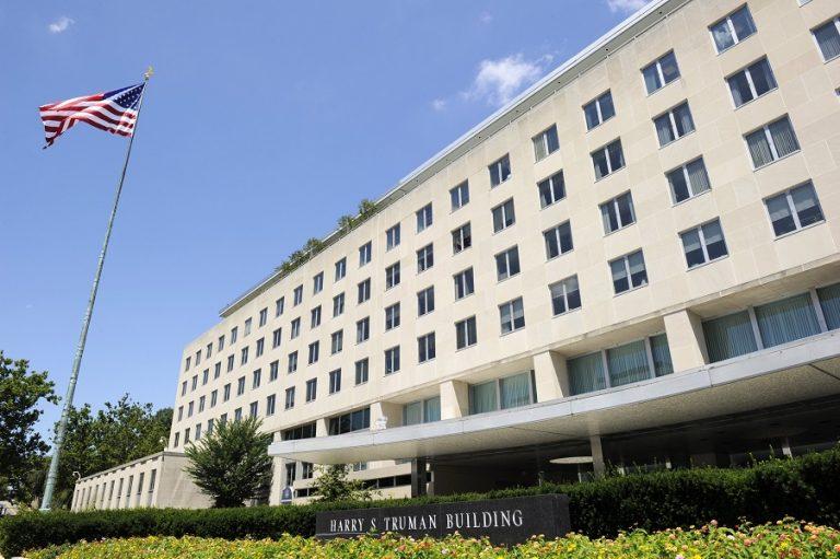 Στέιτ Ντιπάρτμεντ: Μεγάλη ανησυχία για τις συνεχιζόμενες επιχειρήσεις της Τουρκίας