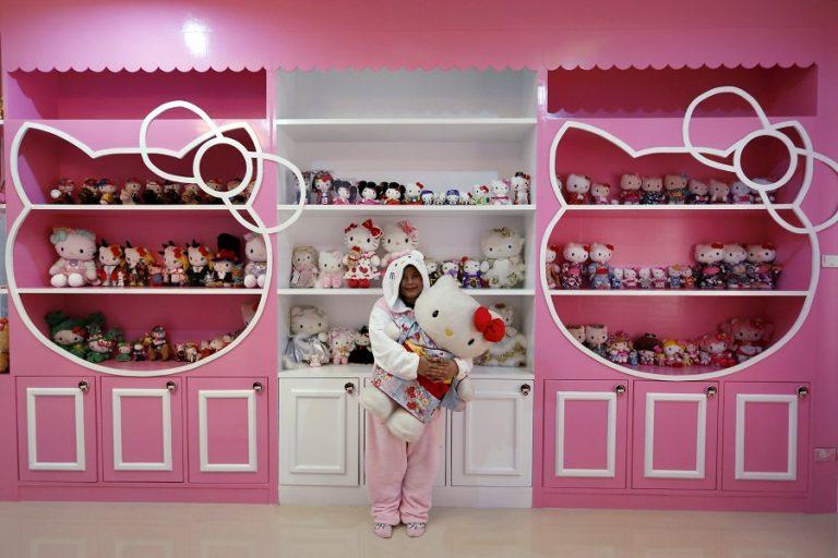 Αλλάζει η ηγεσία της Hello Kitty μετά από 60 ολόκληρα χρόνια