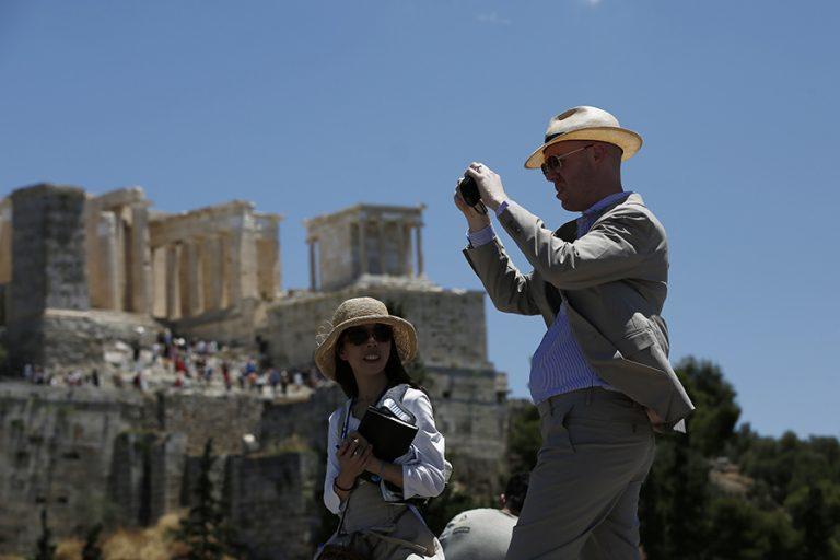 Μελέτη ΙΝΣΕΤΕ: Ο «χάρτης» του τουρισμού στην Ελλάδα το 2019- Στα 482 ευρώ η μέση δαπάνη