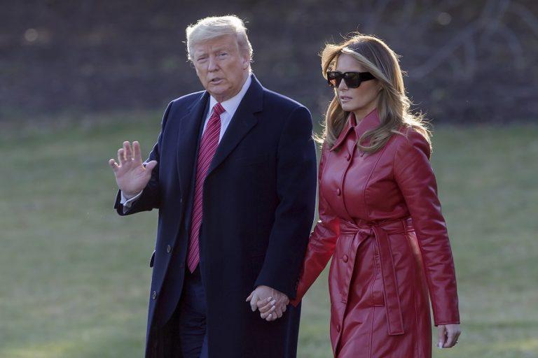 Ντόναλντ Τραμπ και Μελάνια είναι θετικοί στον κορωνοϊό