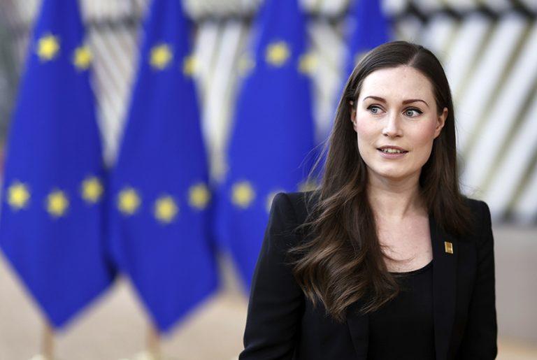 Αποχώρησε η Φινλανδή πρωθυπουργός από τη Σύνοδο Κορυφής λόγω κορωνοϊού