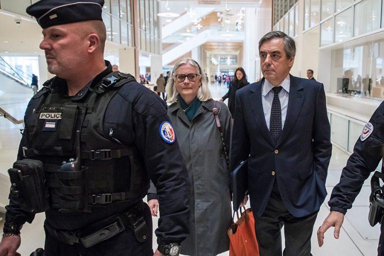 Ένοχος κρίθηκε ο πρώην Γάλλος πρωθυπουργός Φρανσουά Φιγιόν για το σκάνδαλο «Penelope Gate»