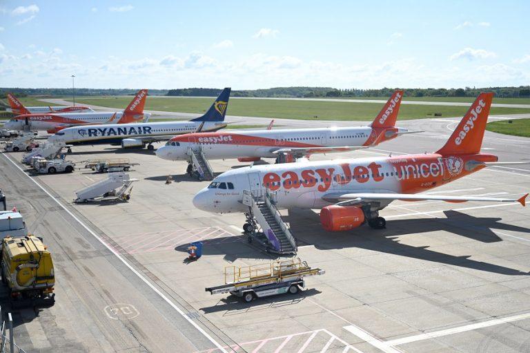 Προσφυγή κατά της καραντίνας στη Βρετανία από British Airways, easyJet, Rayanair