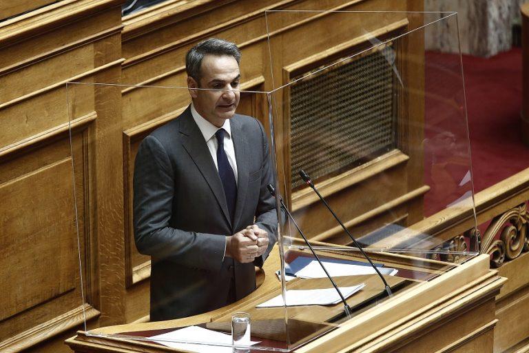 Κ. Μητσοτάκης: Το δικαίωμα του συνέρχεσθαι είναι απόλυτα προστατευμένο