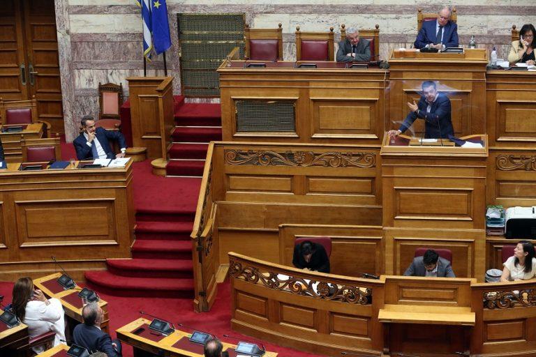 Μητσοτάκης σε Τσίπρα: Εκλογικό… ραντεβού το 2023