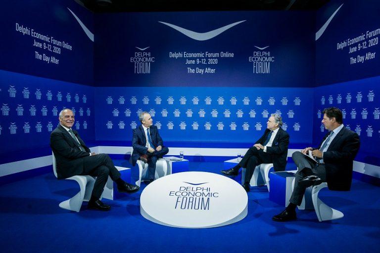 Delphi Economic Forum: Η νέα τάξη πραγμάτων στην Ανατολική Μεσόγειο