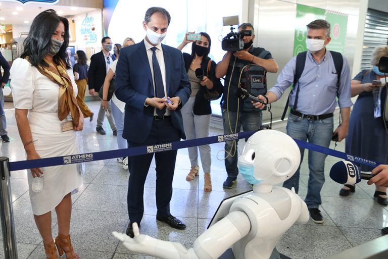 Πώς κύλησε η επανέναρξη διεθνών πτήσεων στο «Ελ. Βενιζέλος»