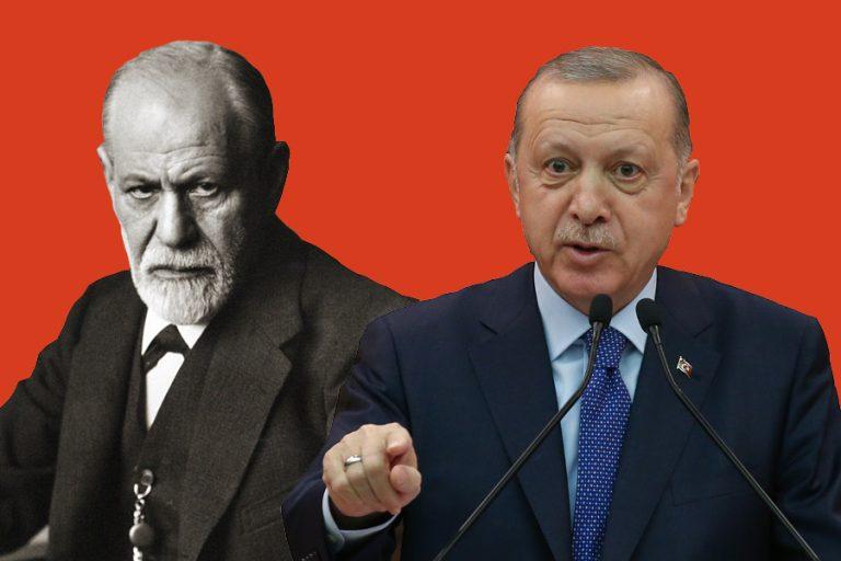 Ο Σίγκμουντ Φρόυντ και ο Ταγίπ Ερντογάν: Γιατί όταν δεν φοβόμαστε την Τουρκία, βοηθάμε στην ειρηνική εξέλιξη των ελληνοτουρκικών σχέσεων