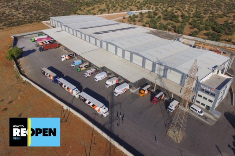 Οι εταιρείες που θα λάβουν τα κατάλληλα μέτρα σε επίπεδο Logistics θα επιβιώσουν στον κόσμο του ηλεκτρονικού εμπορίου