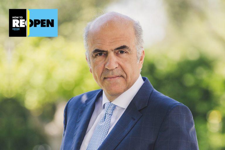 Στ. Θεοδωρίδης (Costa Navarino): Οι προβλέψεις για τα έσοδα και η προοπτική ανάκαμψης σε 2-3 χρόνια
