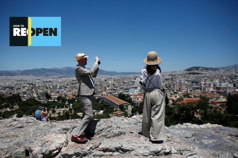 Διπλό το «κακό» χωρίς Αμερικανούς τουρίστες