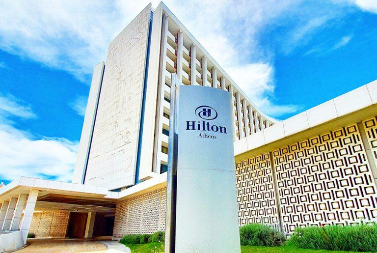 Ανοίγει την 1η Ιουλίου το Hilton Αθηνών
