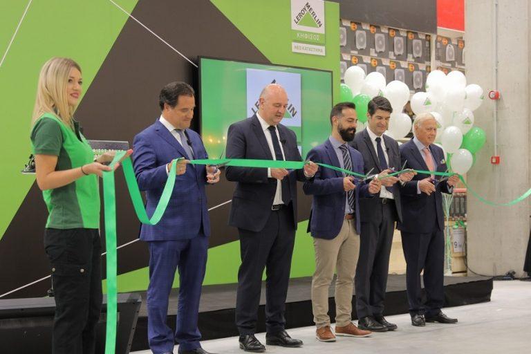 Leroy Merlin: Σχεδιάζει καταστήματα «πόλης» και επενδύσεις 20 εκατ. ευρώ τα επόμενα τρία χρόνια