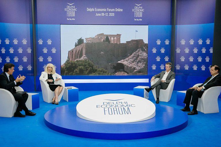 Delfi Forum 2020: Περιμένοντας το δεύτερο κύμα της πανδημίας