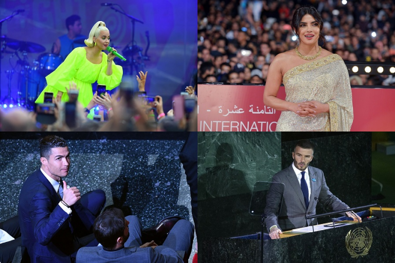 Δέκα σελέμπριτι που πλούτισαν από το Instagram στην καραντίνα