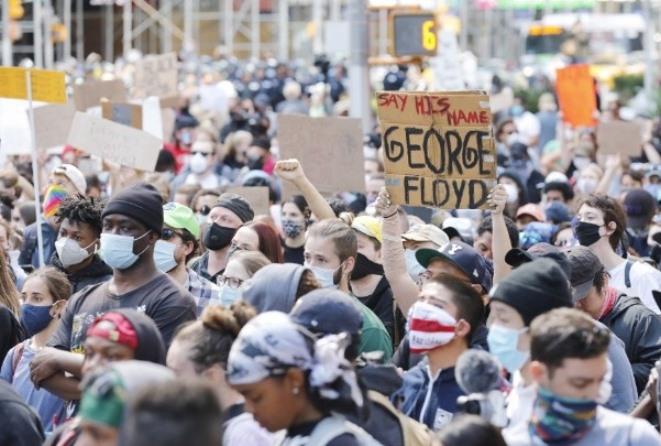 ΗΠΑ-Διαδηλώσεις: Απαγόρευση κυκλοφορίας στη Νέα Υόρκη τη νύχτα