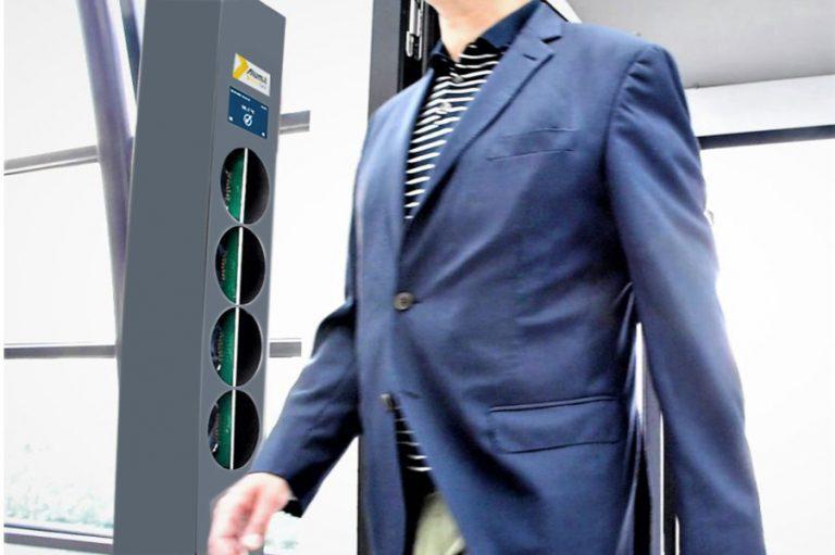 Alumil Smart Gate: Προστατεύει το χώρο σας με εξ αποστάσεως θερμομέτρnσn υψηλής ακρίβειας