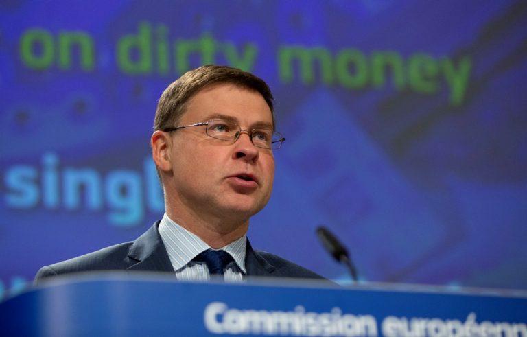 Mήνυμα Ντομπρόβσκις για να το ακούσουν Αυστρία, Δανία, Σουηδία και Ολλανδία: Χωρίς μεταρρυθμίσεις δεν έχει χρήματα