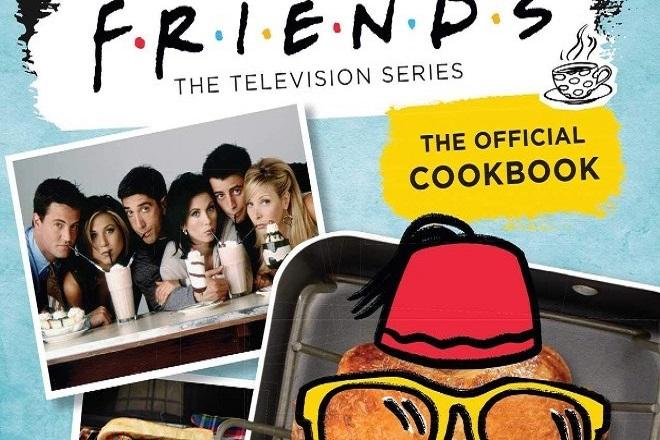 Έρχεται βιβλίο μαγειρικής με συνταγές της σειράς «Friends»