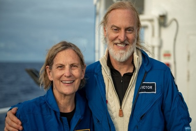 Κάθι Σάλιβαν: Η πρώτη Αμερικανίδα που «περπάτησε» στο διάστημα, έφτασε στο βαθύτερο σημείο των ωκεανών