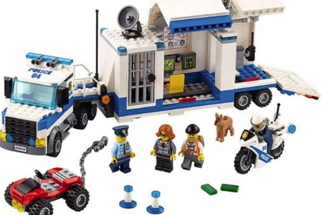 Η LEGO ζήτησε να σταματήσει η προώθηση κιτ παιχνιδιών με αστυνομικούς και τον Λευκό Οίκο