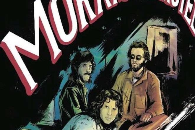 Οι θρυλικοί Doors γίνονται κόμικ: 50 χρόνια «Morrison Hotel»