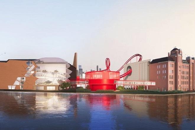 Ένα εργοστάσιο σοκολάτας αλά… Γουίλι Γουόνκα θα ανοίξει τις πύλες του κοντά στο Άμστερνταμ