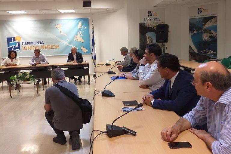 Μητσοτάκης: Η Ευρώπη να στείλει μήνυμα αλληλεγγύης και στήριξης για να βγούμε από την κρίση
