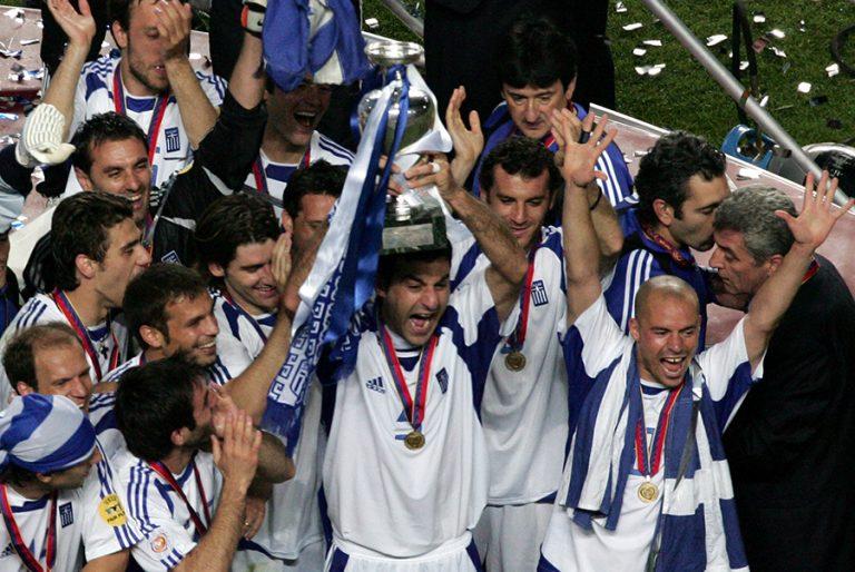 Εθνική Ελλάδας: Όταν σόκαρε τον ποδοσφαιρικό πλανήτη